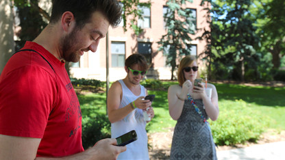 Prof eyes ways Pokémon Go, law could intersect