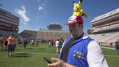 3,708 Pokémon trainers storm Memorial Stadium