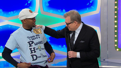 Barker to come on down on 'The Price is Right'
