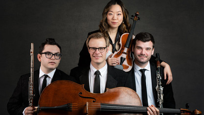 Hub New Music to perform in Kimball Recital Hall Sept. 11