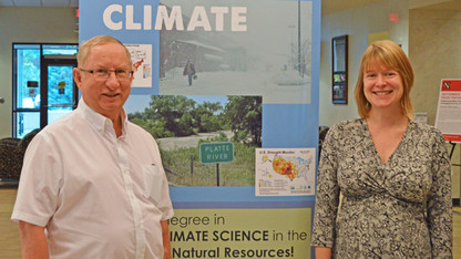 Undergrad major in applied climate science launched
