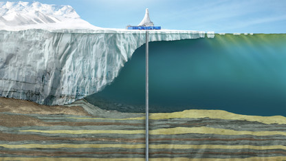 Studies: Ice melt from CO2 increase could raise sea level 100 feet