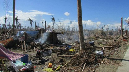 Torrion assists with typhoon relief efforts