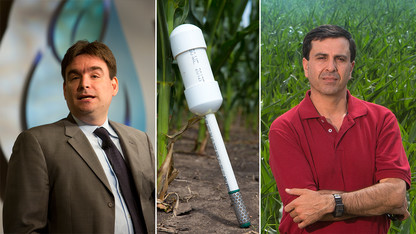 NSF grant to support next-gen underground sensors