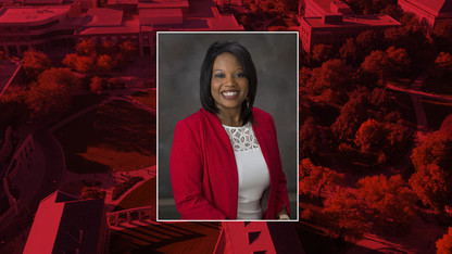 Finalist named for leader of enrollment management