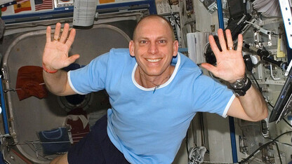 Astronaut Clayton Anderson to open research forum April 6