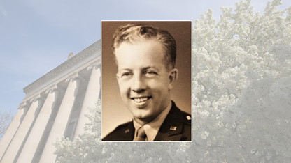 Alumnus, WWII publicist remembered in NET profile