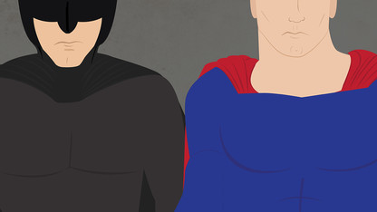 SciPop speaker to analyze clash of superheroes