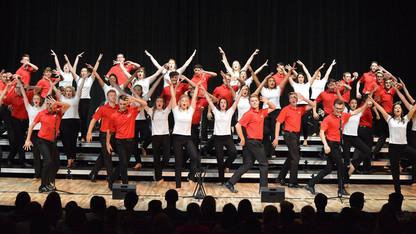 Big Red Singers exhibition is Aug. 19