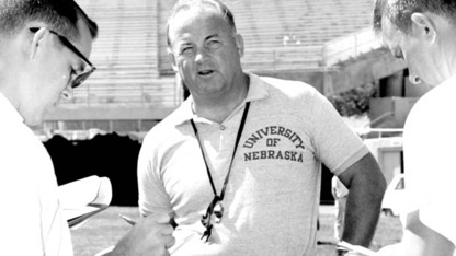 Devaney immortalized in East Stadium statue
