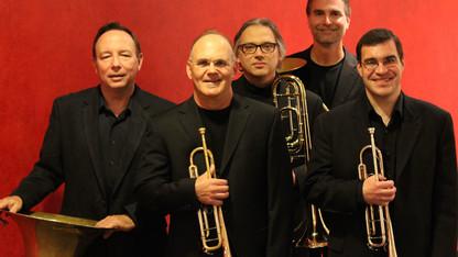 Brass Quintet to present fall recital
