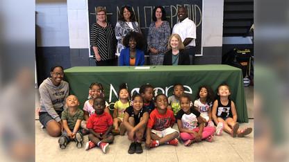 Partnership to benefit Malone Center, Nebraska students