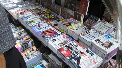 Weber's study finds Chinese faith in western media