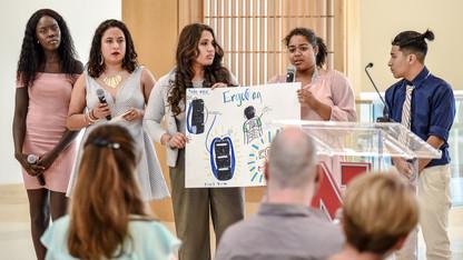 Academy opens collegiate doors for underrepresented students