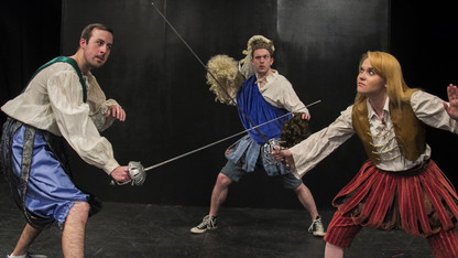 Theatrix presents 'Complete Works of William Shakespeare (Abridged)'