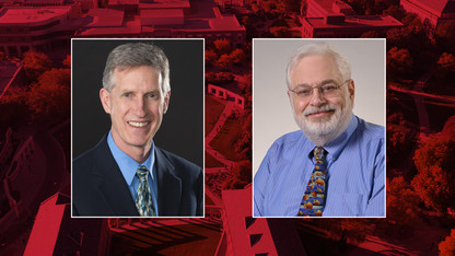 Carr, Geisinger named finalists to lead graduate education