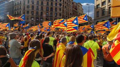 Hillebrecht: Catalonia independence bid is 'huge stress test for European Union'
