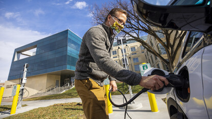 Charging stations for electric vehicles come to campus