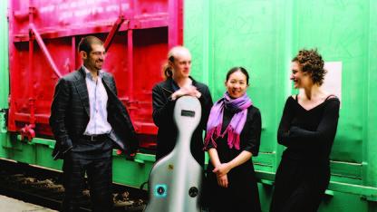 Chiara to open Hixson-Lied Concert series