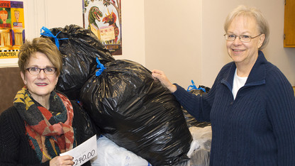 Winter clothing sought for Clinton Elementary students