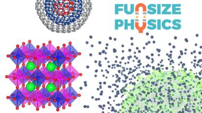 Nebraska-led website shows wonders of 'Funsize Physics'