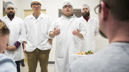 Culinary contest challenges food scientists' prowess
