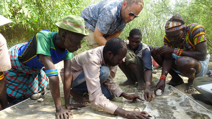 Nebraska leads study of Kenya's socio-ecological systems