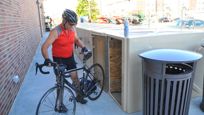 Outdoor Adventures Center offers new option for bike commuters