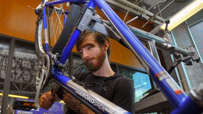 UNL among leaders in National Bike Challenge