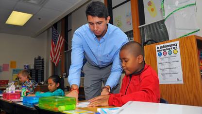 Work-study program bolsters elementary reading, math instruction
