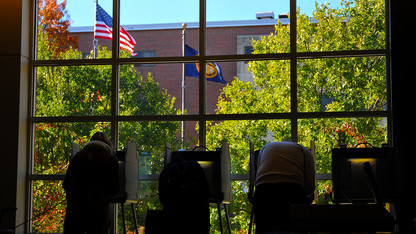 UNL student voting numbers among nation's best