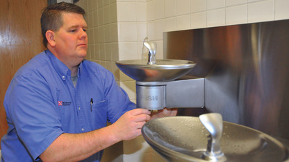 UNL taps student survey to guide water fountain repairs