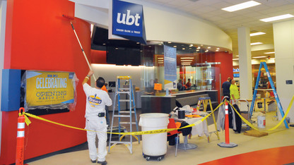 Union Bank prepares for March 2 opening