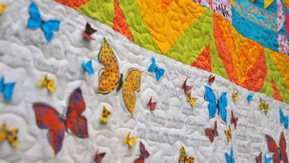 Quilt exhibit features designs by UNL employees