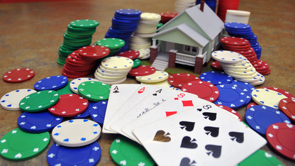 Duncan's book explores societal rise of poker, gambling