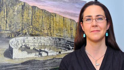 Heitman wins $300K grant to digitize Pueblo artifacts