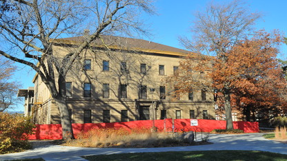 $8M renovation of Brace Labs begins