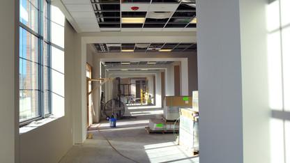 First NIC facilities roll toward summer finish