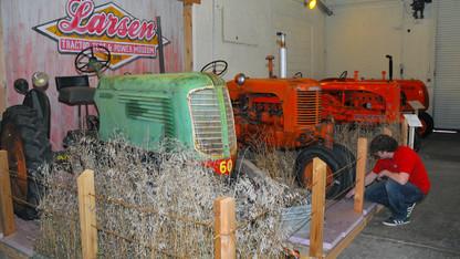 Tractor museum revamps exhibits