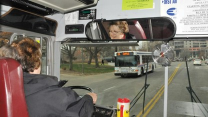 Bus operating schedule changes during break