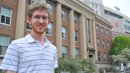 Computer science, math student earns NSF fellowship