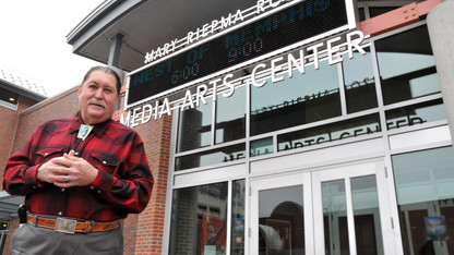 Ross Media Arts Center receives $7.7M gift from namesake