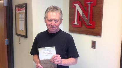 Achievements   Wishart receives Nebraska Book Award