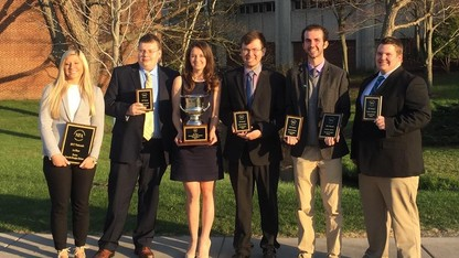 Speech, debate celebrate top-10 national finishes