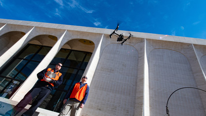Drones take building recon, repair to new heights