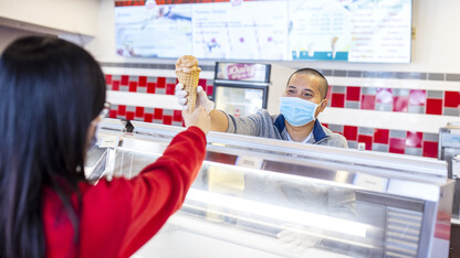 Nguyen brings passion, perseverance to manager role at Dairy Store