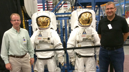 Team to prepare power-generating material for space flight, security
