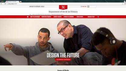 Achievements | UNL website named best in higher ed