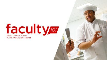 Faculty 101 gets the restaurant, hospitality dish from Ammachathram