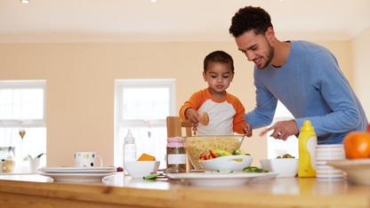 Campus Rec hosts family cooking classes